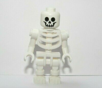 Lego Skeleton  Minifigure Figure Halloween Monster  • 2.99£