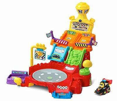 VTech Toot-Toot Drivers Spin Raceway Baby Car Track Toys, Baby Interactive Toys • 24.99£