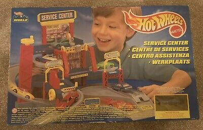 Hot Wheels Service Center • 38£