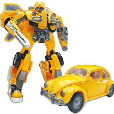 21cm Tall Transformers Toys Bumblebee Action Figure Human Vehicle Alliance Gifts • 20.99£