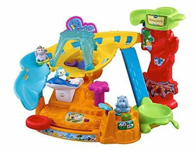 ZoomiZoos Water Park Interactive Animal Baby Play Set, Educational Toys, VTech • 40.99£