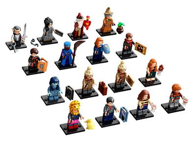 Lego Harry Potter Series 2 - 71028 Series 21 Choose Your Minifigure  • 69.95£