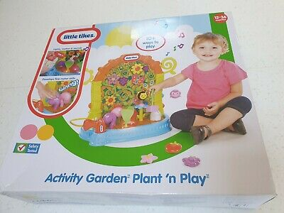 Little Tikes Activity Garden Plant N Play Brand New • 49.75£