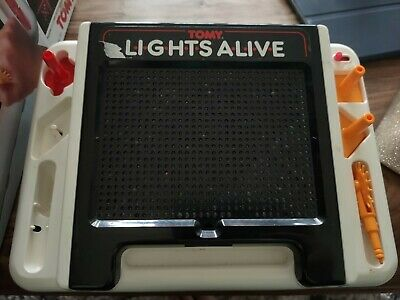 Lights Alive Game By Tomy • 20£