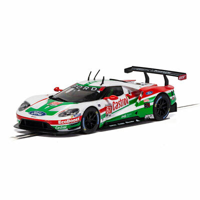 Scalextric Slot Car C4151 Ford GT GTE Daytona 2019 No.67 • 40.99£