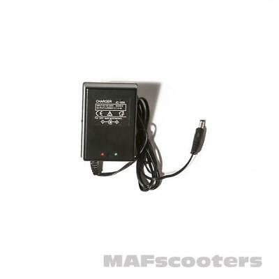 Electric Scooter Charger Fits Most E Scooters AC 100-240V~50HZ DC 28.8V-500mA • 8.49£