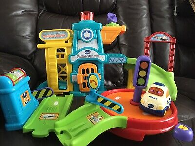 Vtech Toot Toot Cars Police Station. Vehicle. • 1.50£