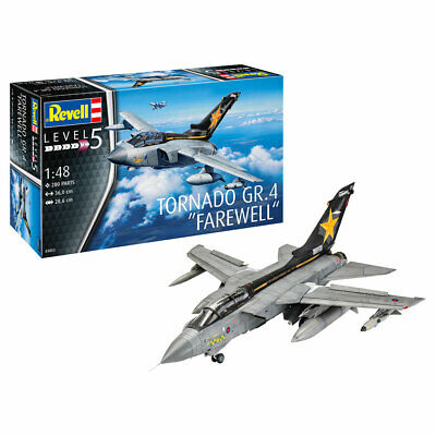 Revell 03853 Tornado GR.4  Farewell  1:48 Model Kit • 28.95£
