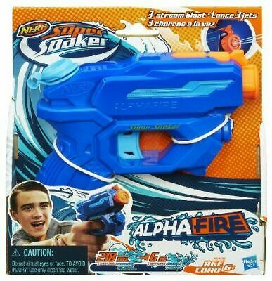 Nerf Supersoaker Water Soaker Alphafire NEW • 7£