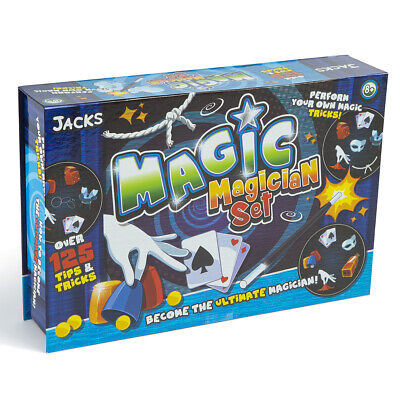 Jacks Magic Magician Set • 5.50£