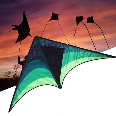 UK Small Grassland Kite +30m Kite Line Single Line High Quality For Kids &Adults • 5.43£