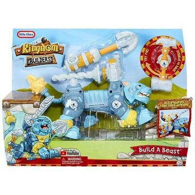 Little Tikes Kingdom Builders Build A Beast Figure Toy • 15.99£