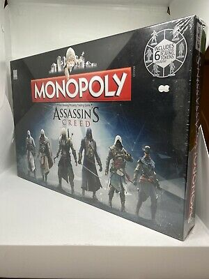 Monopoly - Assassin's Creed - New And Sealed • 30£