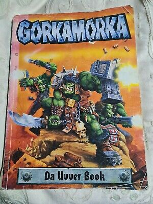 Gorkamorka 'Da Uvver Book' - 1997 Original Used • 2£