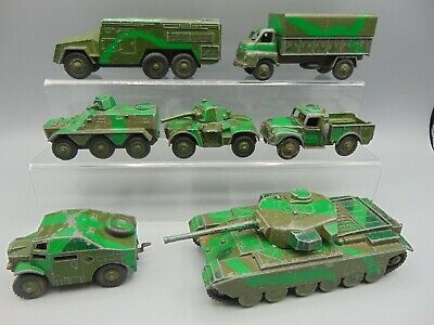 Vintage Dinky Military Models - Quantity • 24.99£