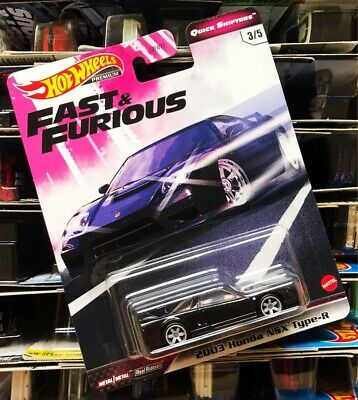 Hot Wheels Premium Fast And Furious Quick Shifters 2003 NSX • 14£