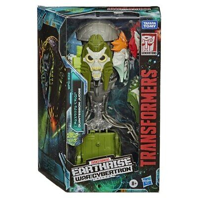 Quintesson Judge Transformers War For Cybertron Earthrise Voyager Action Figure • 33.95£