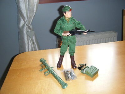 Vintage Gi Joe 40th Green Beret Outfit • 66£