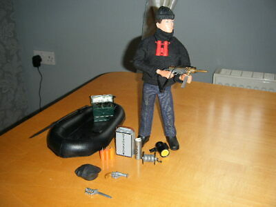 Vintage Action Man Saboteur • 52£