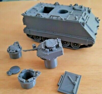 M113 APC, Scaled At 1:50th, Suitable For Wargames,bolt Action • 10£
