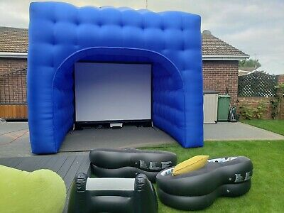 Inflatable Cube • 799£