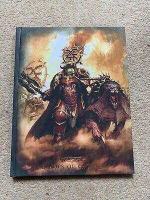 Blades Of Khorne Collectors Edition • 10£