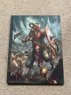 Beasts Of Chaos Collectors Edition • 10£