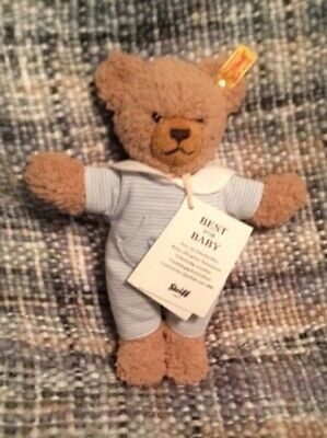 Steiff 237003 Best For Baby Excellent Condition • 25£