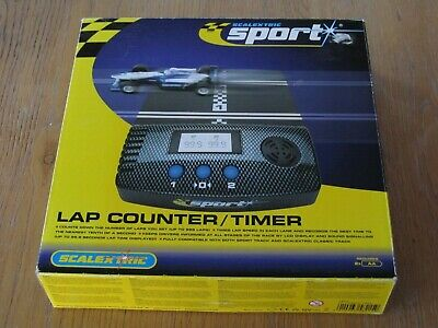 Scalextric Sport Lap Counter/Timer C8215 • 7.95£