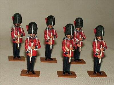 Del Prado Toy Soldiers British Uk Bundle Coldstream Guards Colour Sergeant 1914 • 11.50£