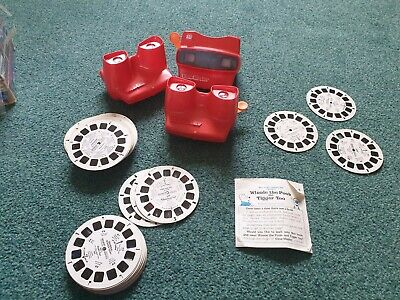 3 Viewmasters And 50 Reels • 22£