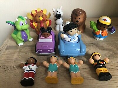 Toy Figure Bundle Little People And Wow Toys • 1.85£