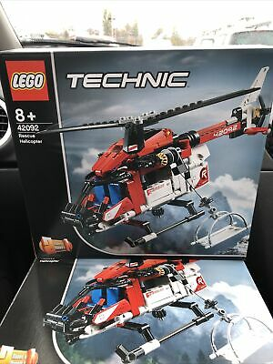 Lego Technic Rescue Helicopter (42092) • 14.99£