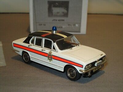 Crossway Models  Triumph Dolomite Sprint. Police.  Limited Edition. Excellent. • 95£