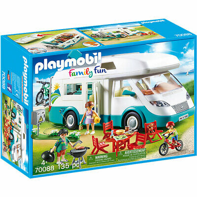 Playmobil 70088 Family Fun Family Camper • 36.95£