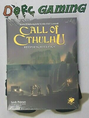 Call Of Cthulhu DM Pack • 19.99£