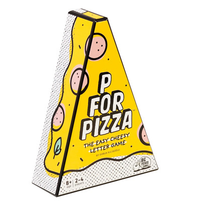 P For Pizza The Freshest Family Board Game You'll Taste All Year • 10.99£