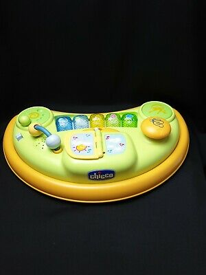 Chicco Activity Tray Toy Baby Musical Piano  Light Music Animals Interactive  • 6.50£