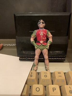 Cherilea Robin Figure 1960s Batman Vintage Toys Spares Or Repair • 9.99£