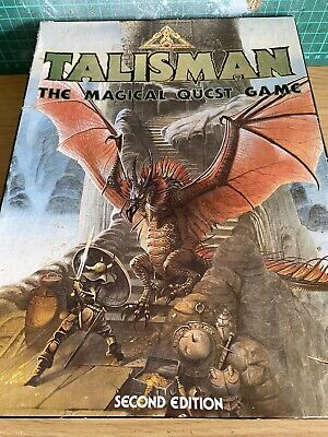Talisman 2nd Edition Game Boxed And Complete • 38£