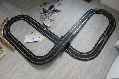 Scalextric Digital Triple Rival Track Layout • 40£