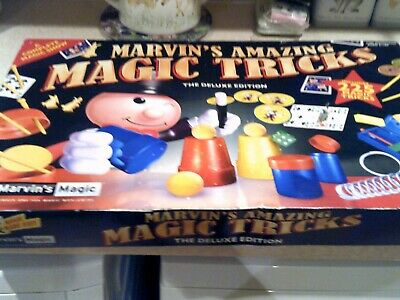 Marvin's Magic Amazing Magic The Deluxe Edition  • 3.20£