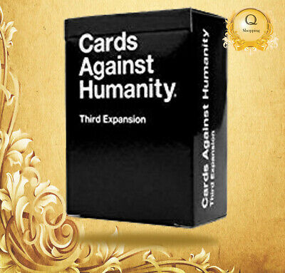 NEW Cards Against Humanity: Sixth Expansion UK Edition FREE & FAST DELIVERY!! • 9.95£