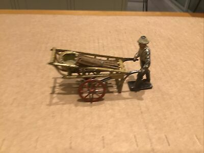 Vintage Lead Britain's Coster And Cart Farm • 15£