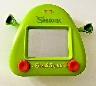 ✅Vintage 2004 Shrek Etch A Sketch ✅- Good Condition✅ • 59.99£