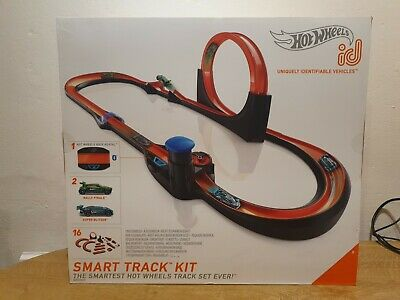 Hot Wheels Id Smart Track Kit The Smartest HotWheels Track Ever -GFP20 Brand New • 54.99£