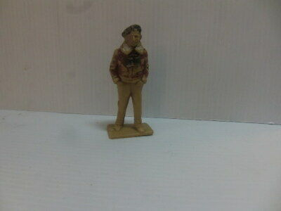Field Marshall Montgomery – C1960 Plastic Figure Cherilea Made In Gt Britain • 4.98£