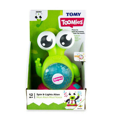 Toomies Spin And Lights Alien • 25£