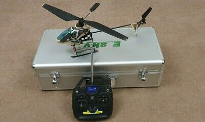 RIPMAX SABRE Radio Controlled RC Helicopter With Metal Case • 32.13£
