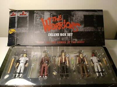 The Warriors 5 Points Action Figure Box Set 5x Figures  Mezco New • 59.95£